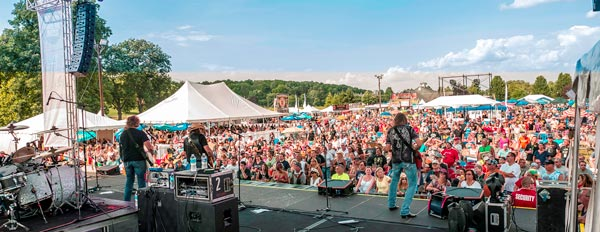 Lineup Announced For 7th Annual Rock, Ribs & Ridges Festival