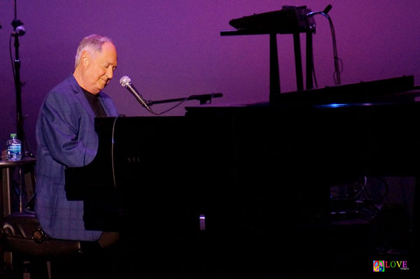 """That's When the Music Takes Me!"" Neil Sedaka at BergenPAC"