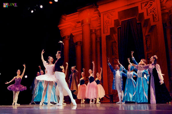 The Atlantic City Ballet Presents Sleeping Beauty at The Strand Theater