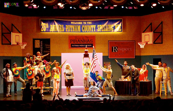 """The Algonquin Theatre Presents """"The 25th Annual Putnam County Spelling Bee"""""""