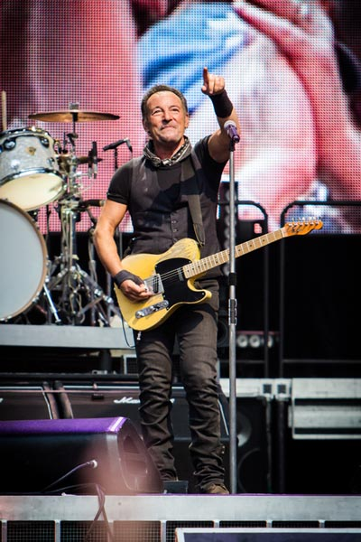 Springsteen Group Launches Food Bank Fundraiser In Honor Of Bruce's Birthday