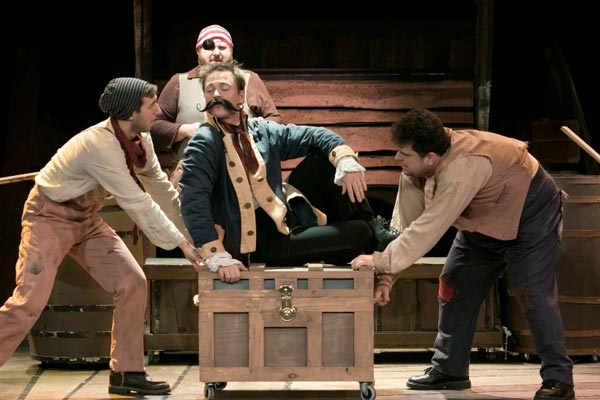 REVIEW: Make Sure You Catch Peter and the Star Catcher