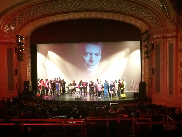 Strand Presents A Wonderful Tribute To The Life Of David Bowie