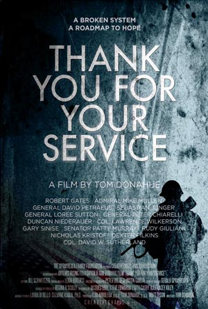 """Union County Sponsors Screening of """"Thank You For Your Service"""""""