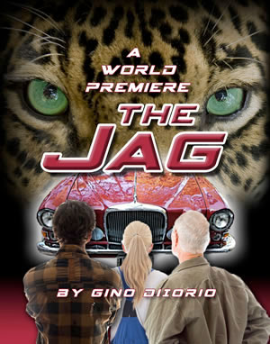 NJ REP Presents the World Premiere of The Jag by Gino DiIorio