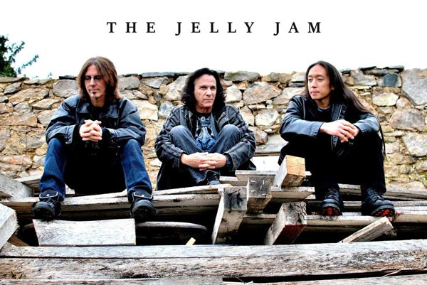Reintroducing The Jelly Jam:  A Discussion with John Myung and Ty Tabor