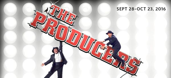 "Full Cast & Creative Announced For Paper Mill's Production Of ""The Producers"""