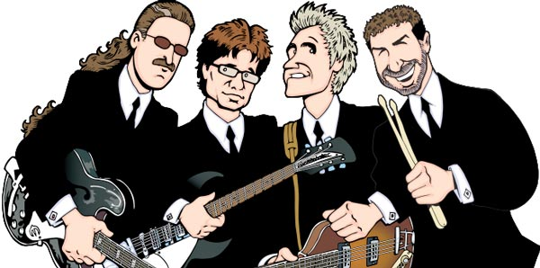The Weeklings Look Towards Abbey Road And Need Your Help