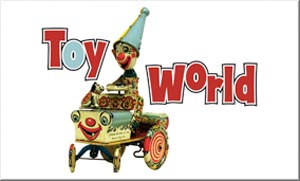 """Toy World"" Highlights New Jersey's Rich Industrial History"
