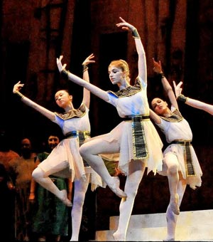 New Jersey Association of Verismo Opera to Hold Auditions for Ballet Dancers