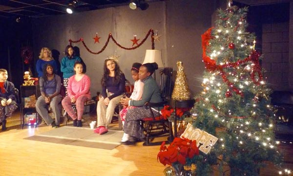 """Who Am I: A Christmas Lullaby"" Packs The House at UCPAC Loft Theater"