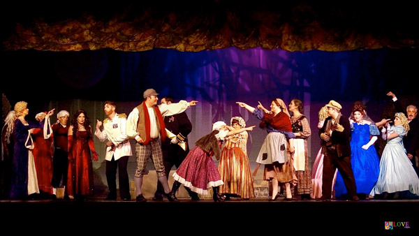 "Make It a Point to see ""Into the Woods"" at St. Catherine's in Ringwood, NJ!"