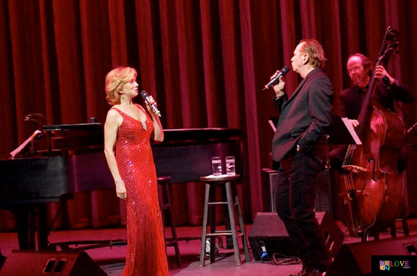 "Tom Wopat and Linda Purl are ""Home for the Holidays""!"