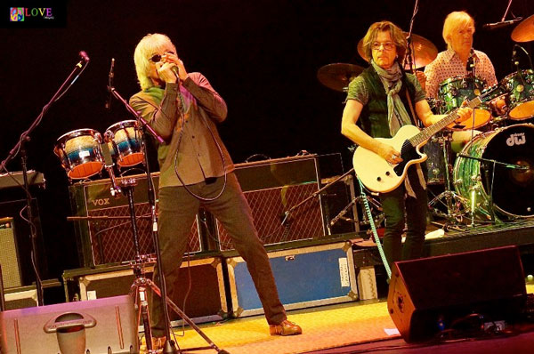 The Yardbirds and The Chuck Lambert Band Perform for a Great NJ Cause