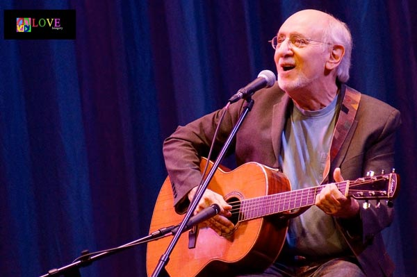 """""""I've Still Got a Song to Sing""""... all over this land: Peter Yarrow LIVE!"""