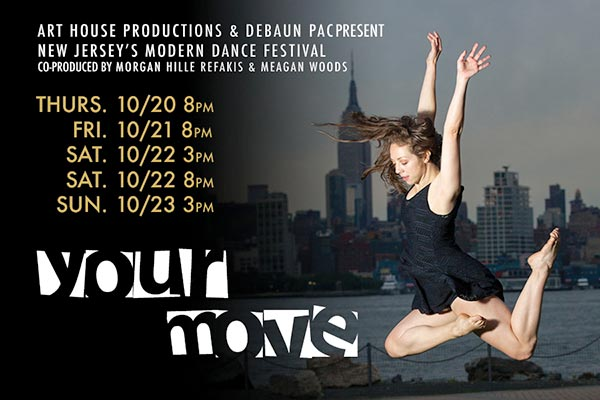 Art House's Your Move Receives 2016 Jete Award From Dance New Jersey