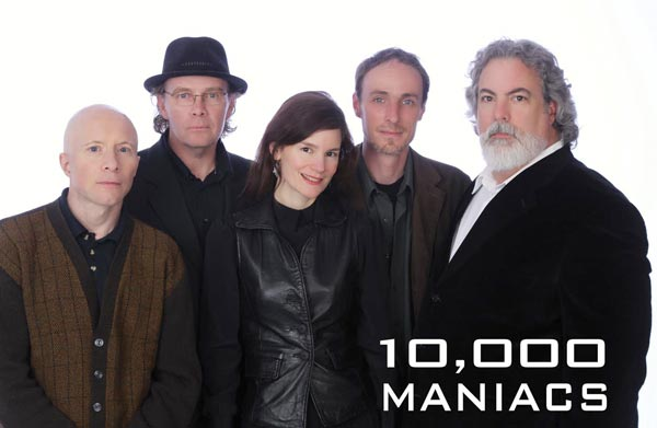 10,000 Maniacs To Play Newton Theatre
