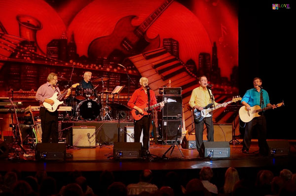 """Like Getting My 45s Back!"" Gary Puckett, Dennis Tufano, The Vogues, and The Cyrkle LIVE! at The Strand"