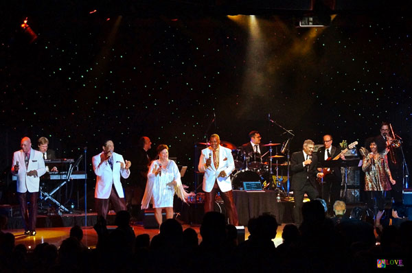 """Sounds of the 60s"" with La La Brooks, Dennis Tufano, and The Flamingos LIVE! at Resorts Atlantic City"