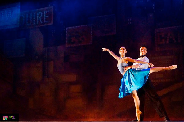 Caught Up in the Swing! The Atlantic City Ballet LIVE! at The Strand