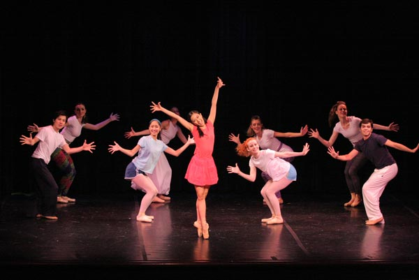 Hurricanes and The Beatles Kick Off The Season For The Atlantic City Ballet