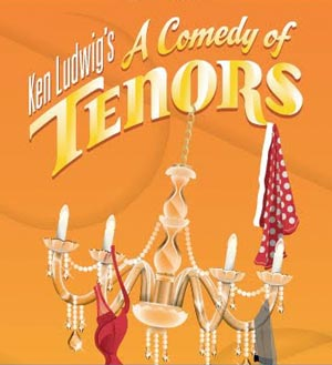 "Paper Mill Playhouse Announces Cast & Crew For ""A Comedy Of Tenors"""