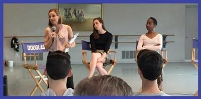 "American Repertory Ballet Hosts ""Dancing Your Way Into College"" Panel Discussion"