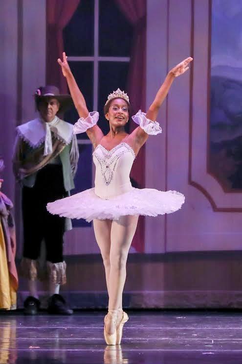 Kaila Jones Makes History as Aurora at American Repertory Ballet