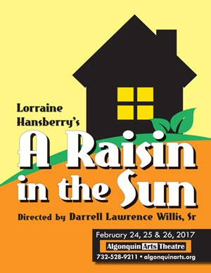 "Algonquin Arts Presents ""A Raisin In The Sun"" By Lorraine Hansberry"