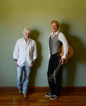 BergenPAC Presents Air Supply On February 24