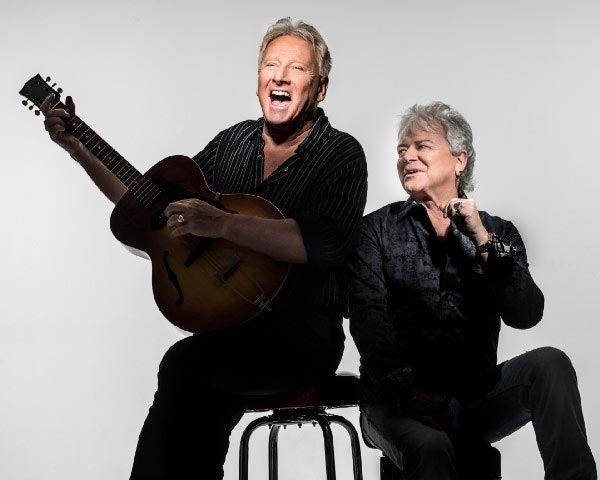 Air Supply LIVE! This Sunday at The State Theatre, New Brunswick: A Conversation with Graham Russell