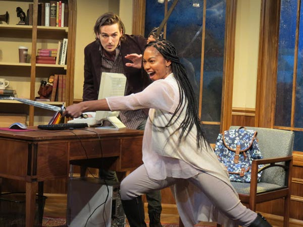 "A Look at ""& Juliet"" at NJ Rep"