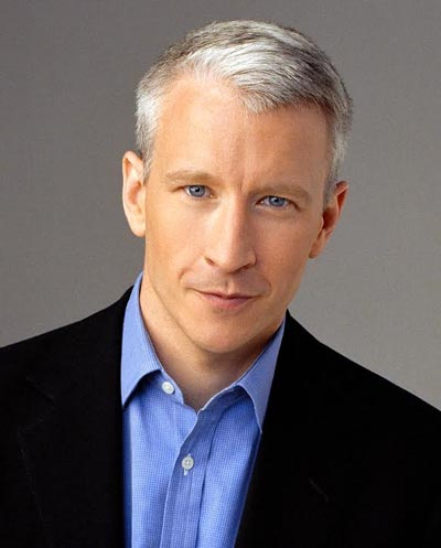 Mayo Hosts CNN Anchor Anderson Cooper