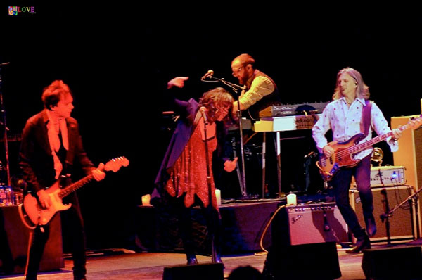 """Nothing Compares to Her."" Ann Wilson of Heart LIVE! at BergenPAC"