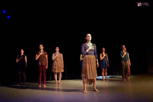 """Ariel Rivka Dance Presents """"The Book of Esther and Other Works"""" at Roxbury PAC"""