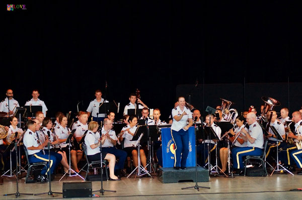 """Proud of My Country!' The US Army Field Band LIVE! at PNC Bank Arts Center"