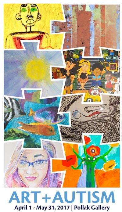 Art + Autism at Monmouth University