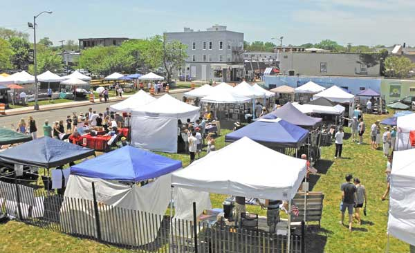 Art In The Park Returns To Long Branch On May 28, 2017
