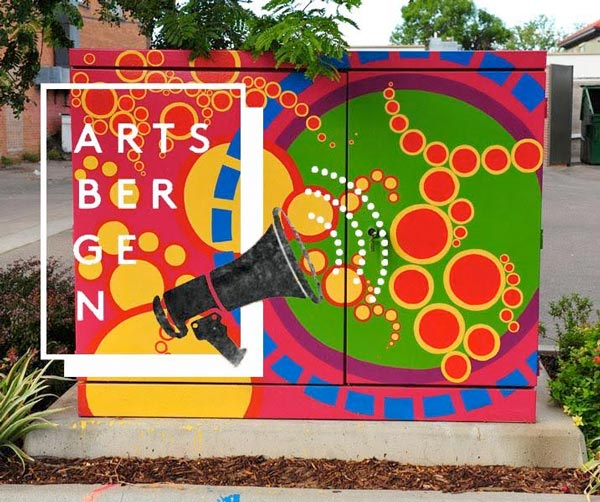"""ArtsBergen Announces Call for Artists for """"The Utility ARTBox Project"""""""