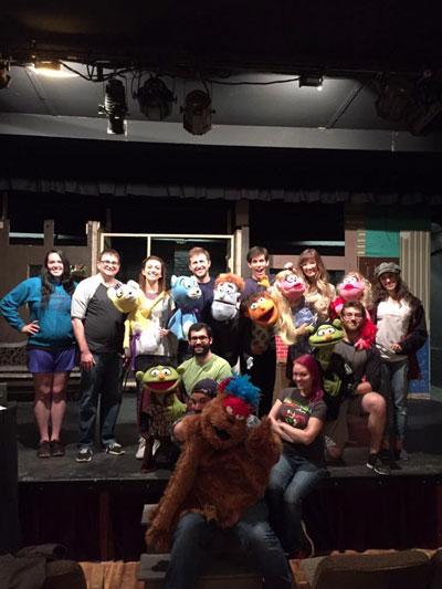"""Dover Little Theatre Presents """"Avenue Q"""""""