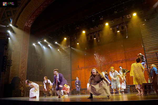 Exit 82 Theatre Company Shakes Things Up with Spring Awakening!