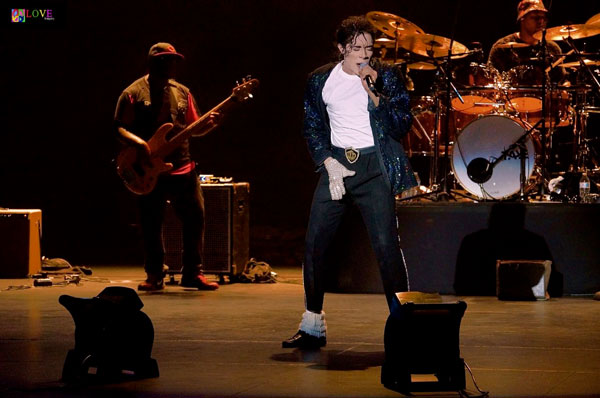 Who's Bad: The Ultimate Michael Jackson Experience LIVE! at The Strand Lakewood