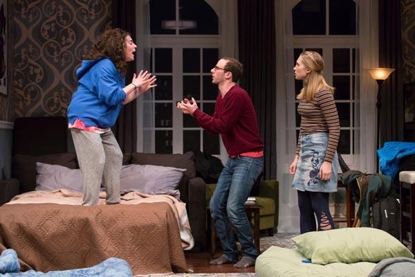 "REVIEW: ""Bad Jews"" at George Street Playhouse"