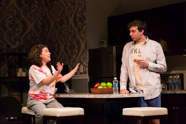 "REVIEW: ""Bad Jews"" at George Street Playhouse"