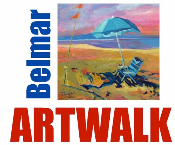 Belmar's Annual Artwalk Returns April 29
