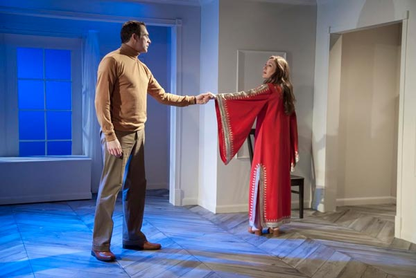 "REVIEW: ""Betrayal"" at Mile Square Theatre"