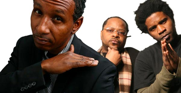 NJPAC's Sounds of the City Presents Black Sheep and Das EFX On Thursday