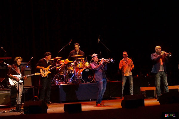 """Absolutely Phenomenal!"" Blood, Sweat & Tears with Bo Bice LIVE! at BergenPAC"