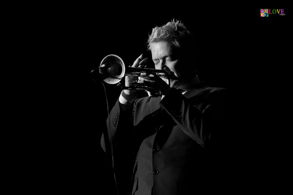 """YES!"" Chris Botti LIVE! at BergenPAC"