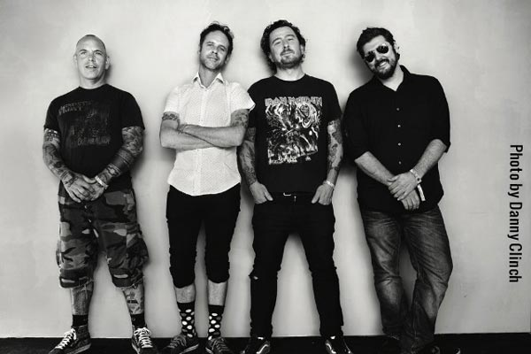 Makin Waves with Bouncing Souls, Monster Magnet, Well Wisher, Jeff Lane, Crazy & the Brains, Teenage Halloween and much more